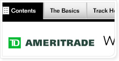 TD Ameritrade New Customer Flash Tutorial